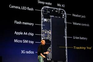 Steve Jobs and the iPhone bug